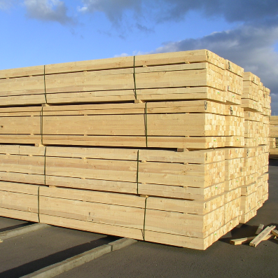 Wood Timber - Lumber - different kinds