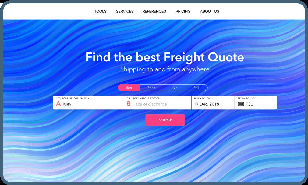 Logistics Explorer