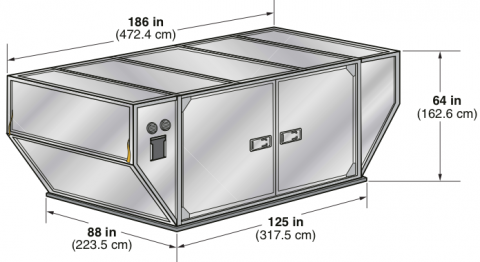 Air Cargo Uld Containers Internal And External Dimensions